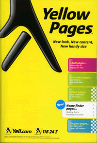 Edinburgh Yellow Pages
